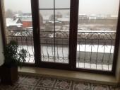Кованый балкон №4