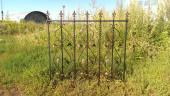 Кованый забор №6