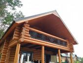 Кованый балкон №5