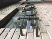 Кованый балкон №6