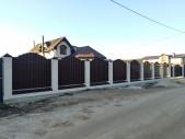 Кованый забор №11