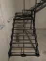 Лестница №4 с забежными ступенями